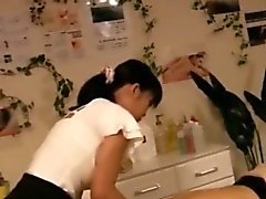 Niedlich heißen koreanischen Babe Durchgefickt