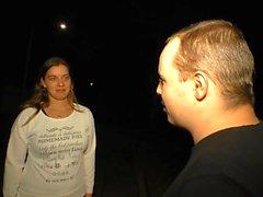 DEUTSCHLAND RAPPORT - Débutant allemand en pick-up sale et baise
