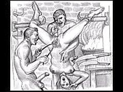 Seksi useamman partnerin kanssa pornoa luonnokset