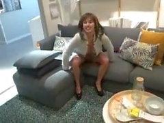 Cindy Angel no Ikea
