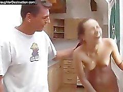 Grob Teenager abuse