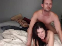 hardcore amateur blowjob and cumshot on the face