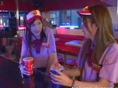 Hot Futanari girls