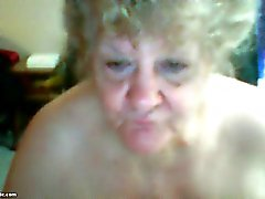 granny über Webcam