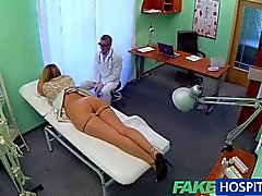 FakeHospital - Nurse fynd utsatt ryska