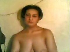 Arabische amateur naakte vrouw