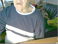 Indivíduos pés em frente na de webcam # 444