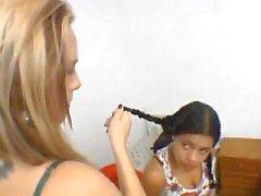 Brasiliens Sitting Erica vs Mallerwom