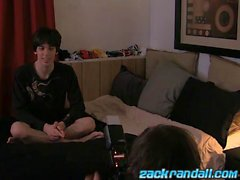 Zack Randall paljain vitun vittu hänen kuuma nuori tyttö Tyler Haycock