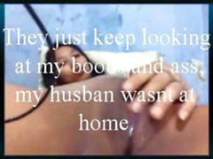 Cachondo la esposa asian juega con el coño on cam