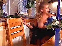 Anna - Büyük Titi Açık Renkli BF ile Stranger çuvalladı