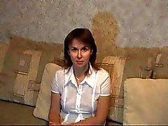Russian insegnanti mature porta lezioni sexy! Video amatoriale !