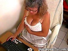 abuelita granny - pantys abuelita -panties