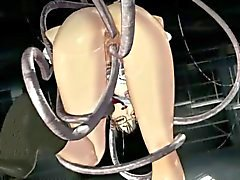 Yashá de Hime Gallina 3D