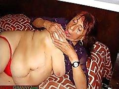 Horny Mexico Grannies а ее удивительной голым телом