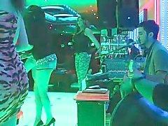 Hot turkish babes Dancing in nightclub