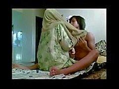 Menina Hijab indonésio