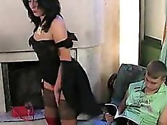 Horny MILF Wants His Young And Hard Cock