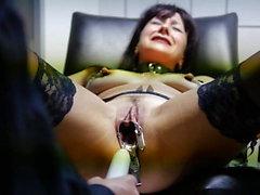 Bestrafen schlechten Sklave.