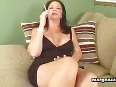 Cougar Margos Raucherunterkunft Blowjob