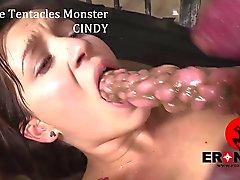 Dokunaçlar Canavar Cindy Loarn