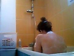 Моя тетя знают ванная комната шпионские камеры
