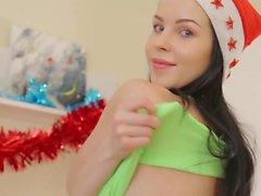 Hermosa adolescente Vasilisa