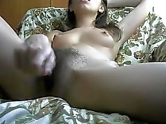 Russian young girl lilu32134 webcam show (part 5)