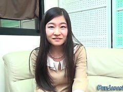 Japonés ho filmado peeing