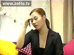Koreanskt Zotto Affärskvinna kön