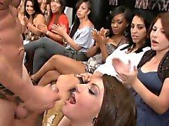 Sensational stripper party