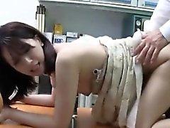 Nette Hot Korean Baby Bangen