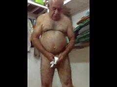 Seksi Arab baba çıplak