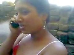 INDIAN - kylässä Girls MASTI