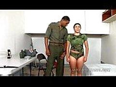 Anale Militari, Sophia Castello, esercito - xvideos