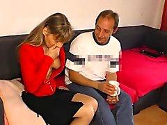 HausfrauFicken - Hardcore fuck Alman olgun ev hanımı