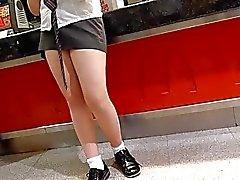 Las piernas desnudas desinteresadas BCL - # 238