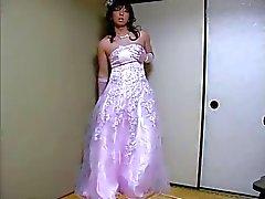 Японии поперечном костюмированная dresse22
