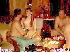 gruppen-sex webcam französisch