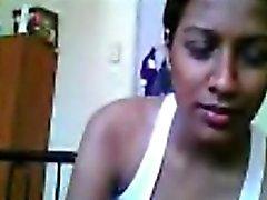 Indiano Sexy Babe o Skype Conversa de Malícia