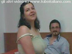 moglie Итальянская tettona электронной porca сексуальные Итальянские толстушкой женой