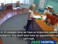 FakeHospital Seksüel anlaşması new hastada sağlığı için korkunç olduğu vurdu
