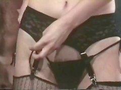 Bridgette Monet im klassischen Fickfilm