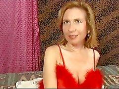 Peluda Big Lipped Milf Sabrina Ann Gets raspada e Assfucked