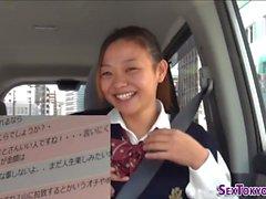 Japanischer Student gefickt