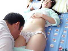 Hot Teen Japanisch Cutie Sperma im Gesicht Teil 2 auf Xasiat