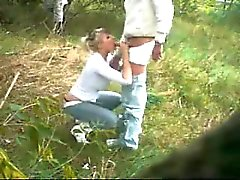Paar Voyeur Recorded Teen Making Love In Park