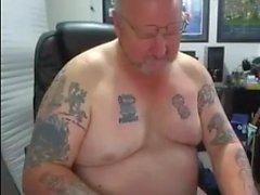 La demostración de la webcam de Randy