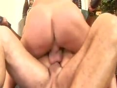 Sandra Romain and Anal Go Good Together