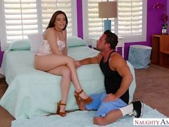 Kimber Woods Just Wants Anal